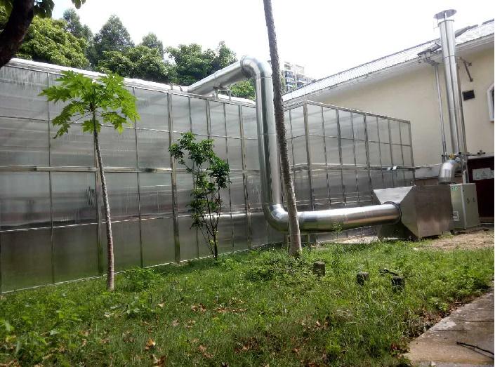 桂城南區雨水泵站和污水東調壓力泵站除臭裝置采購案例