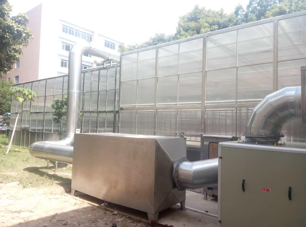 桂城南区雨水泵站和污水东调压力泵站除臭装置采购案例
