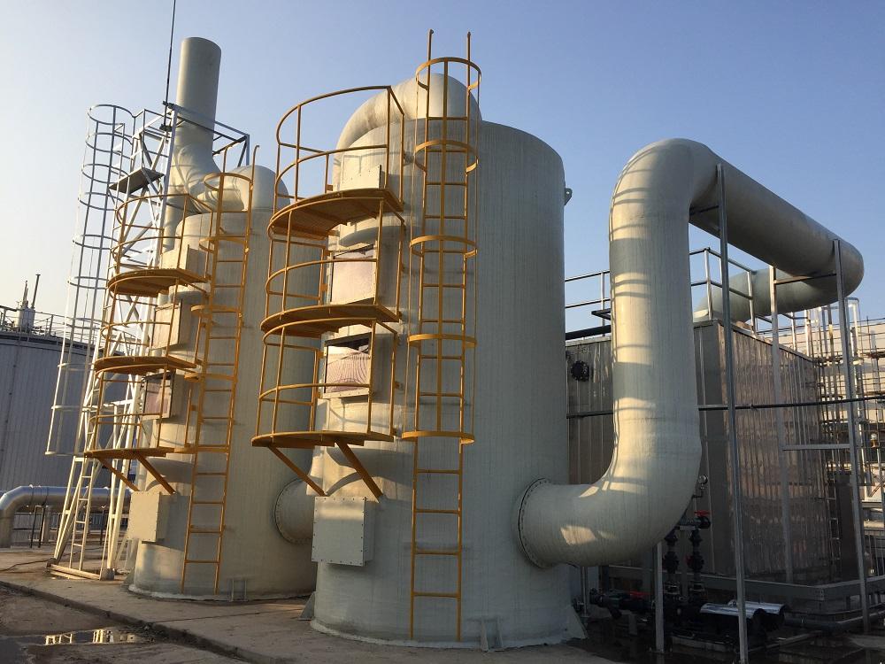 宁波市厨余垃圾处理厂污水处理和除臭系统设备供货及安装项目除臭装置采购