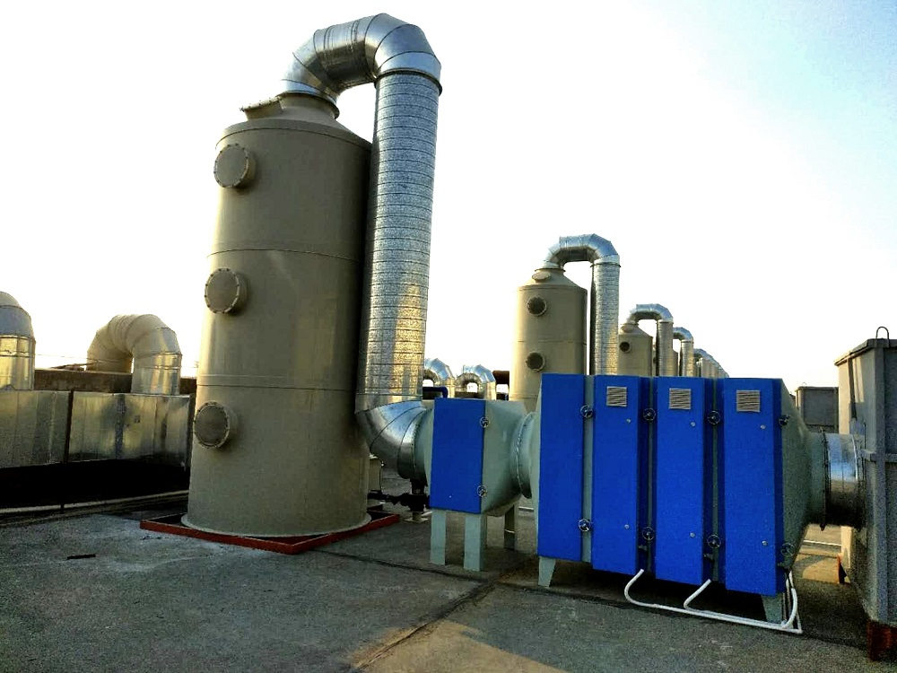 东莞市汇雅实业有限公司_喷涂车间废气治理设备