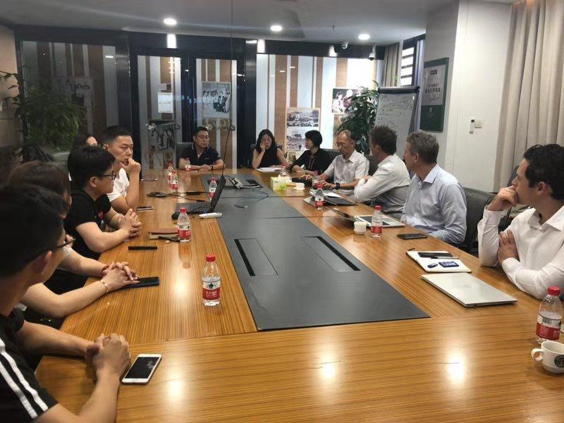 2019中澳品牌战略合作与发展交流大会顺利召开