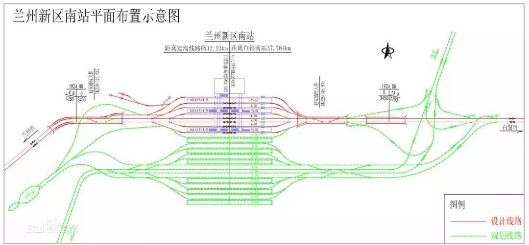 兰州乐虎国际娱乐app南站站前广场规划招标完成