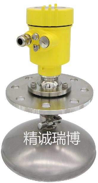 应用于固体粉料、固体料块、强粉尘环境的26GHZ高频雷达物位计