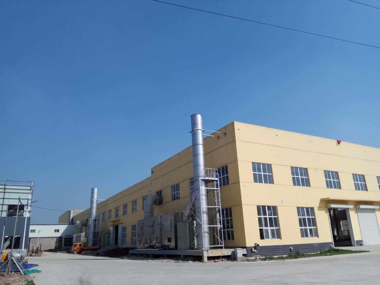 馆陶县生活垃圾处理厂建设项目设备采购案例