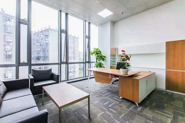 深圳赛格ECO中心办公室装修设计