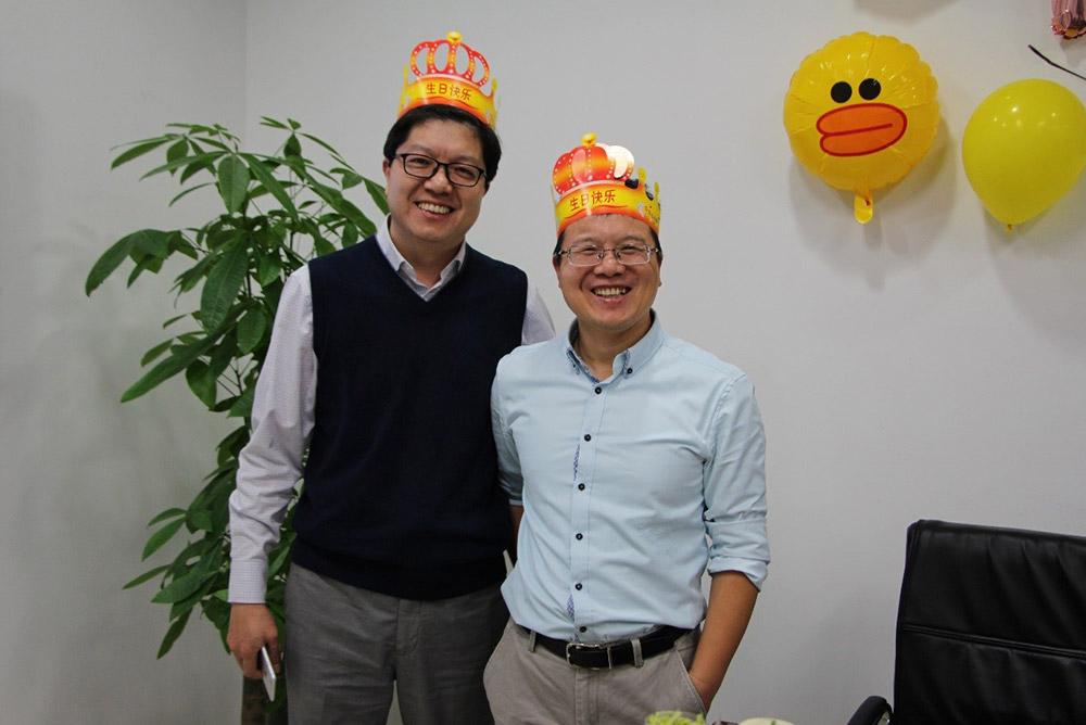 生日快乐! 12月伙伴生日PARTY