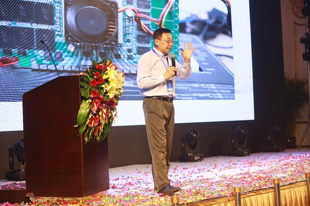 数据存储处理器(DPU)暨智能固态硬盘 新品发布会