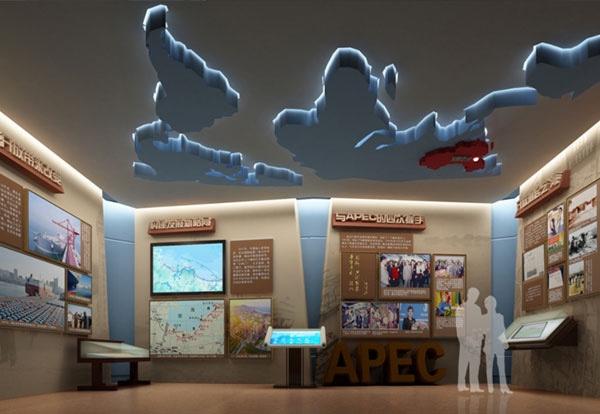 博物馆展厅