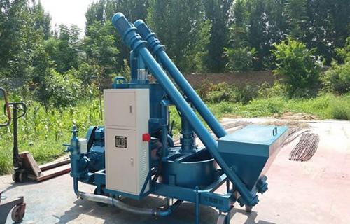 自动化灌浆装置的特点