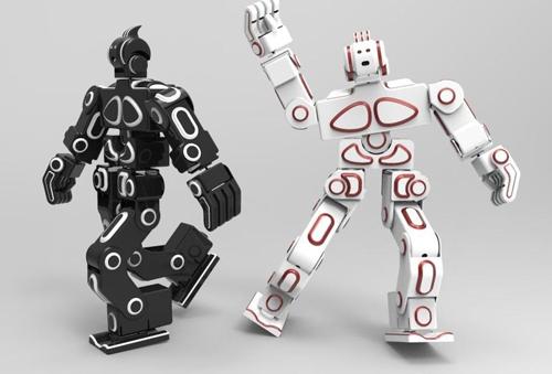 团队协作拓展训练项目:机器人