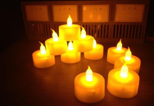 长安十二时辰-LED蜡烛篇
