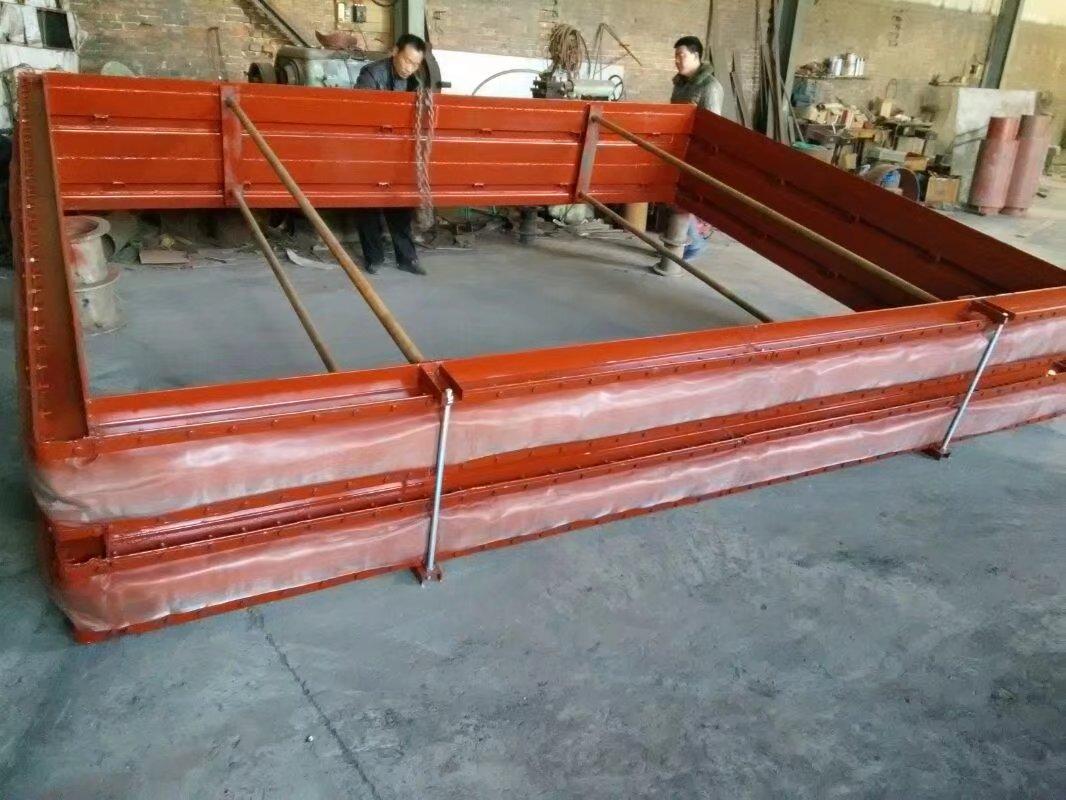 非金属织物补偿器主要构成及性能特点