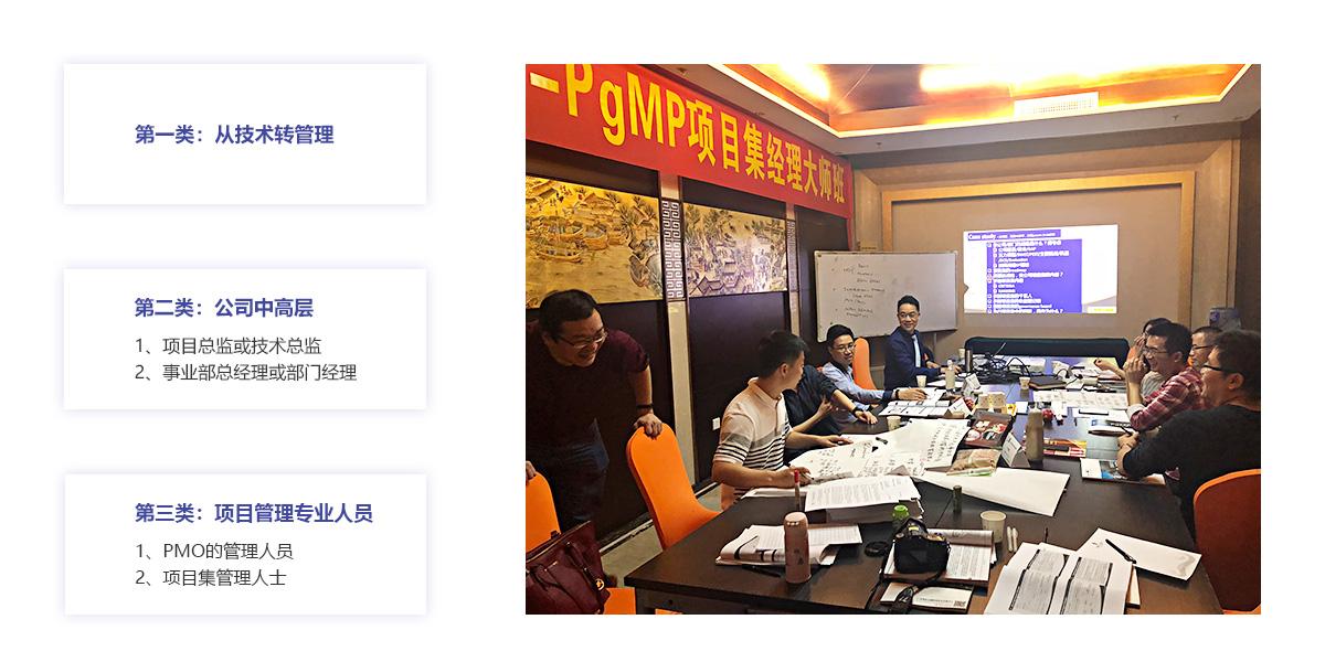 PgMP®国际项目集经理