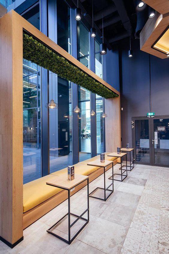视觉与嗅觉的双重体验——咖啡厅设计