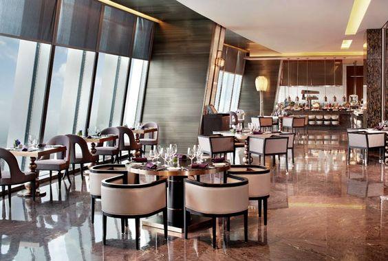 西餐厅的设计理论和细节