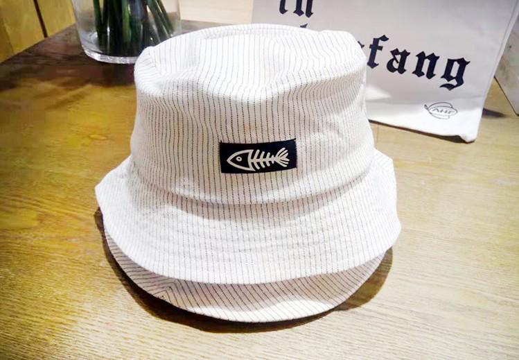 时尚鱼骨渔夫帽-季节潮品