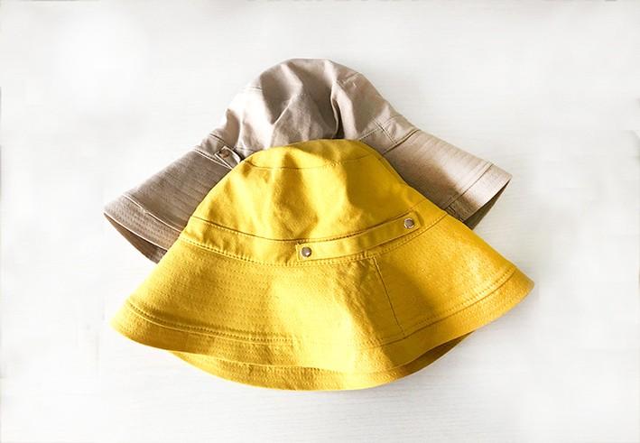 时尚潮搭渔夫帽-季节潮品
