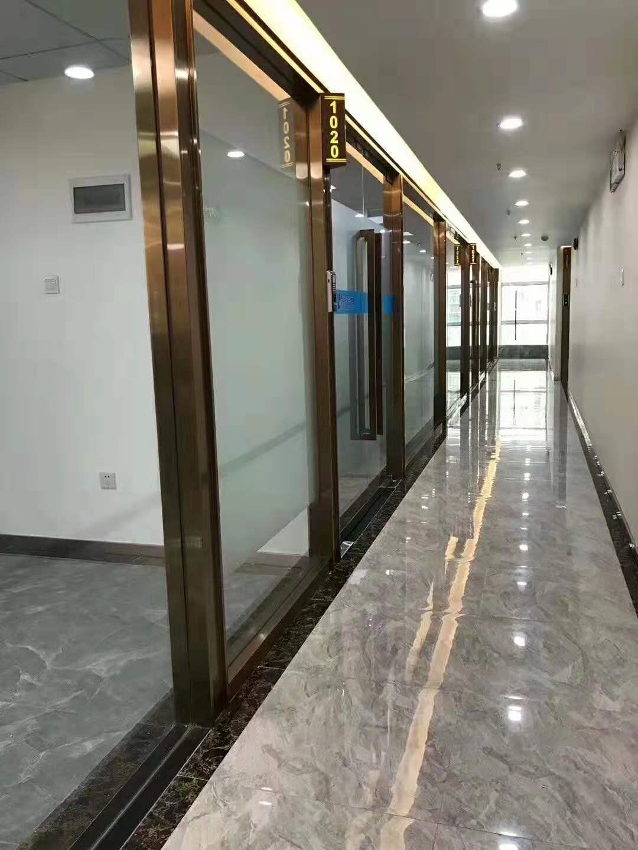 中建大厦1020室办公室装修设计