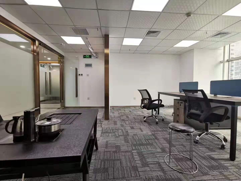 中建大厦1020室办公室