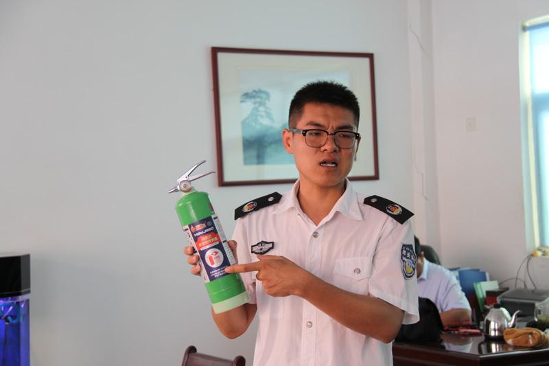 集团公司组织开展消防安全专项培训活动