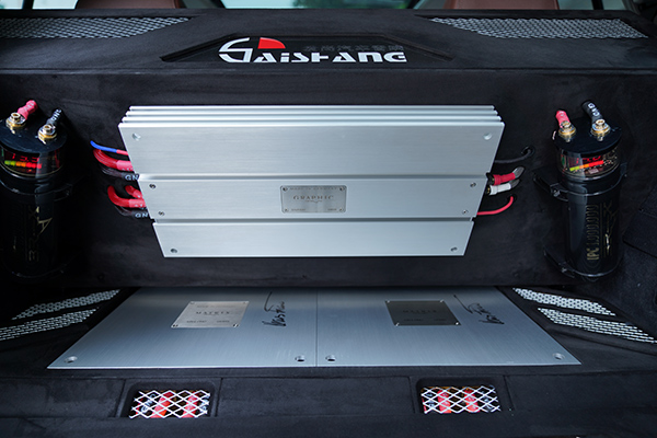 宝马GT535改装德国BRAX音响 Hi-End奢华配置极致音乐享受