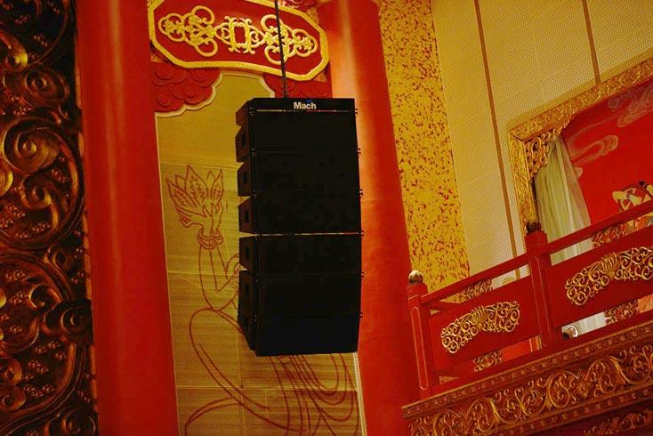 西安唐乐宫宴会厅