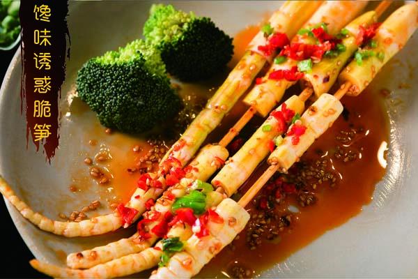 三伏天就要吃美食冷串串!