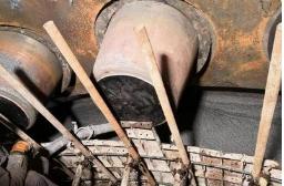 水泥窑用浇注料的施工