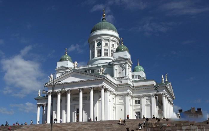 芬兰 Finland