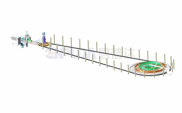 EH-8206W 海缆张力弯曲卧式拉力试验机