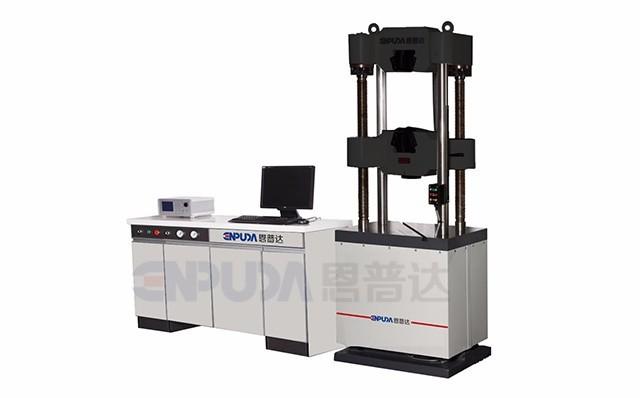 EH-8000電液伺服萬能試驗機