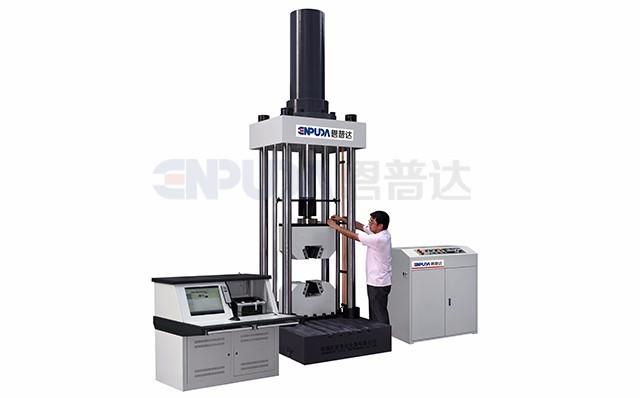 EH-8000L单空间电液伺服万能试验机