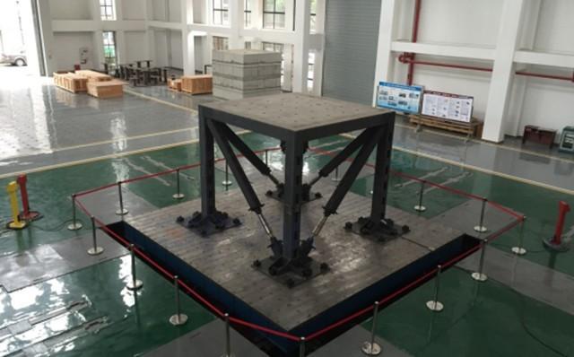 EHZ-9000振动、地震电液伺服模拟试验台