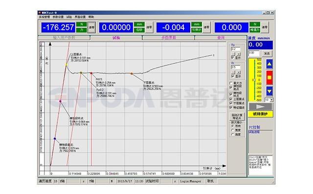 EHSC-5000系列静态试验软件