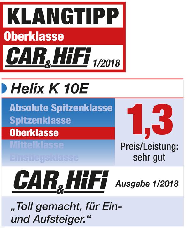 C位出道!德国HILIX K 10E超低音喇叭太让人惊艳了