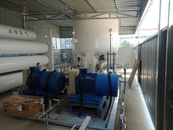 航發優材高溫合金霧化氣源系統順利建設完畢