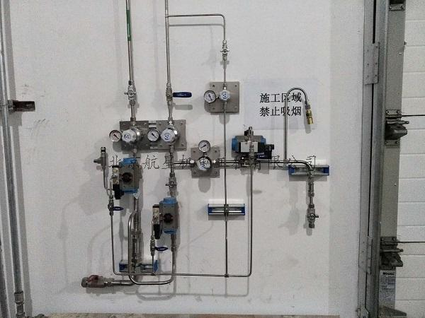 中國汽車研究院配套氣路系統項目
