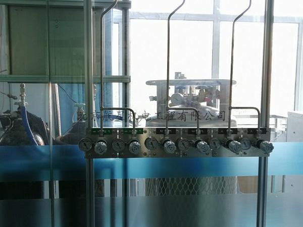 聯合大學實驗室氣路工程