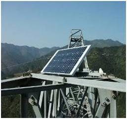 輸電線路氣象在線監測裝置