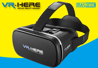 VR headset VR501