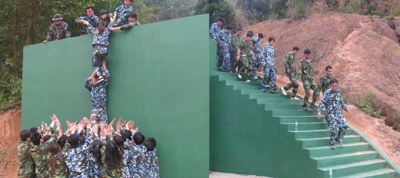 军事拓展训练心得体会,拓展训练项目心得体会