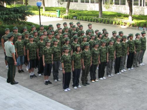 5篇初中学生军训心得感想作文范文(500字)