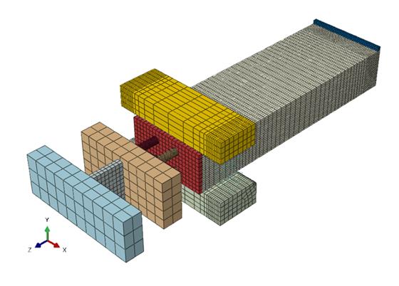 如何基于有限元分析研究纤维混凝土桥梁面板开裂强度