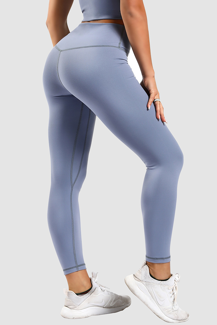 Wholesale Girls Sports Wear High Waist Leggings Tights for Women