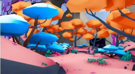 虚拟博物馆带你体验虚幻艺术场景