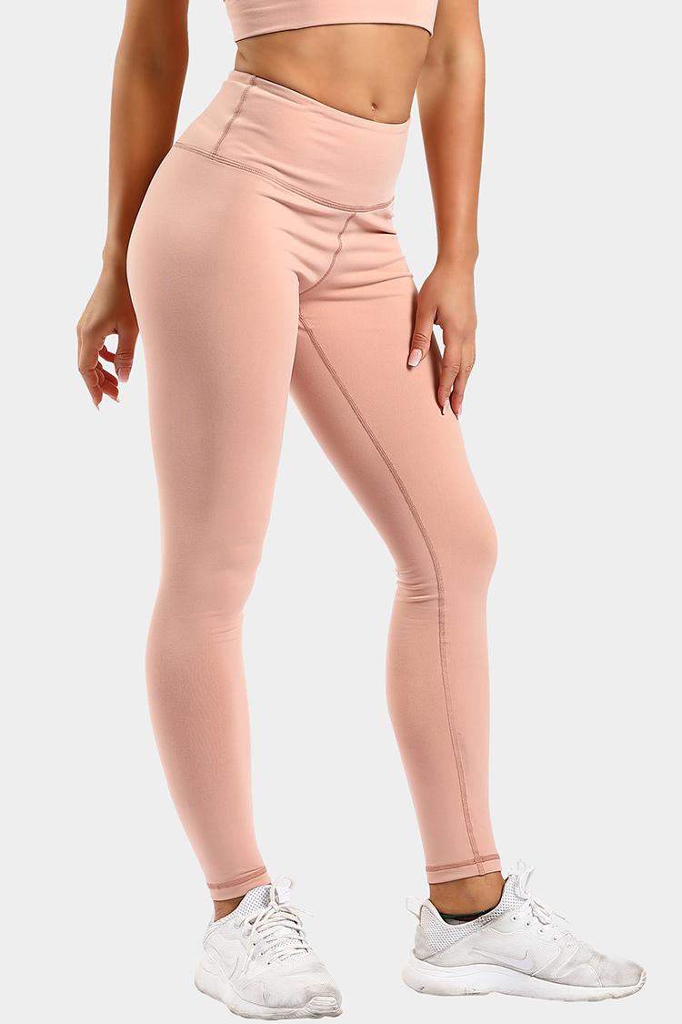 Fit Running Tights Yoga Pants Girls Sports Wear High Waist Leggings for Women