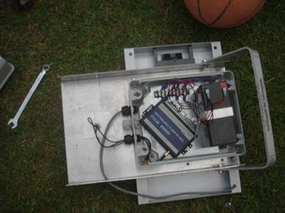 气网远程监测项目