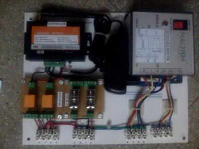 电气开关控制项目