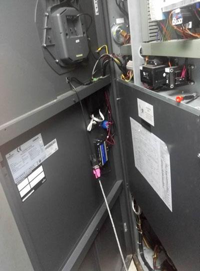 精密空调远程监控项目