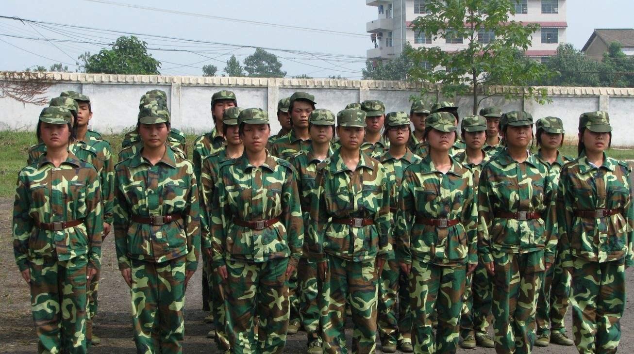 5篇高中生軍訓心得體會范文(300-500字)